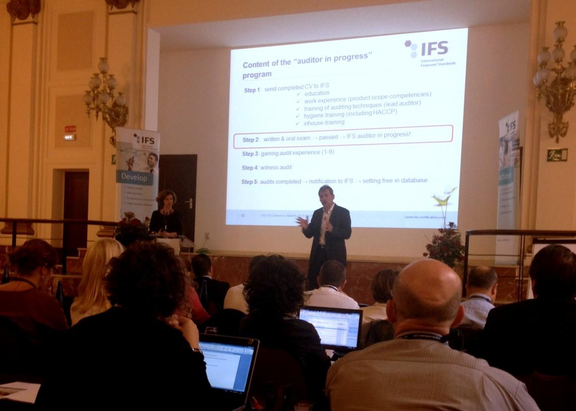 SOHISCERT Participa en la Conferencia Anual de IFS