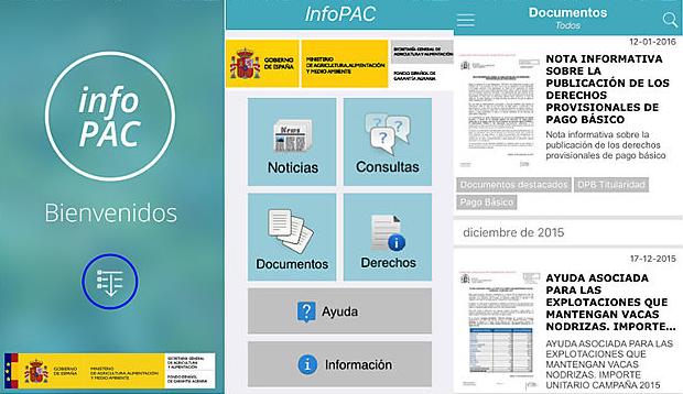 INFOPAC: servicio digital de información PAC