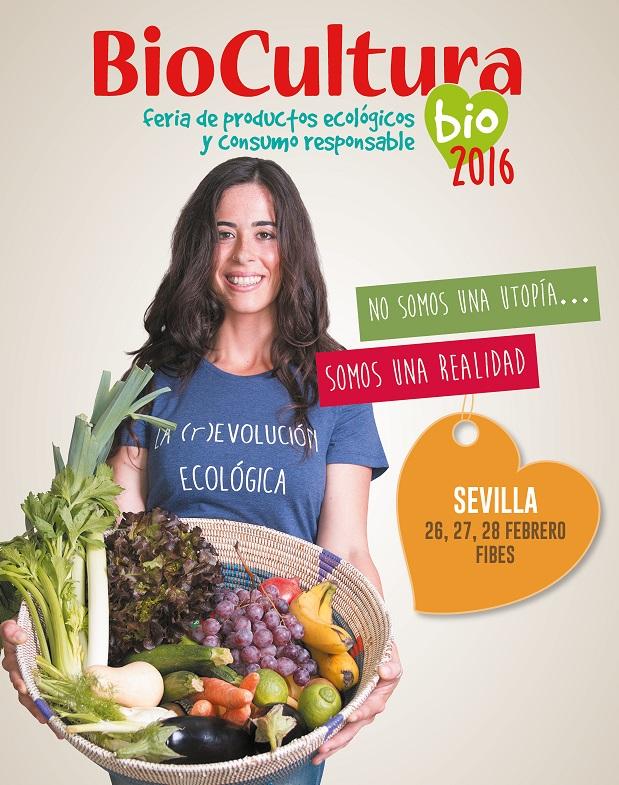 SHC asistirá a la Feria Biocultura Sevilla en su primera edición.