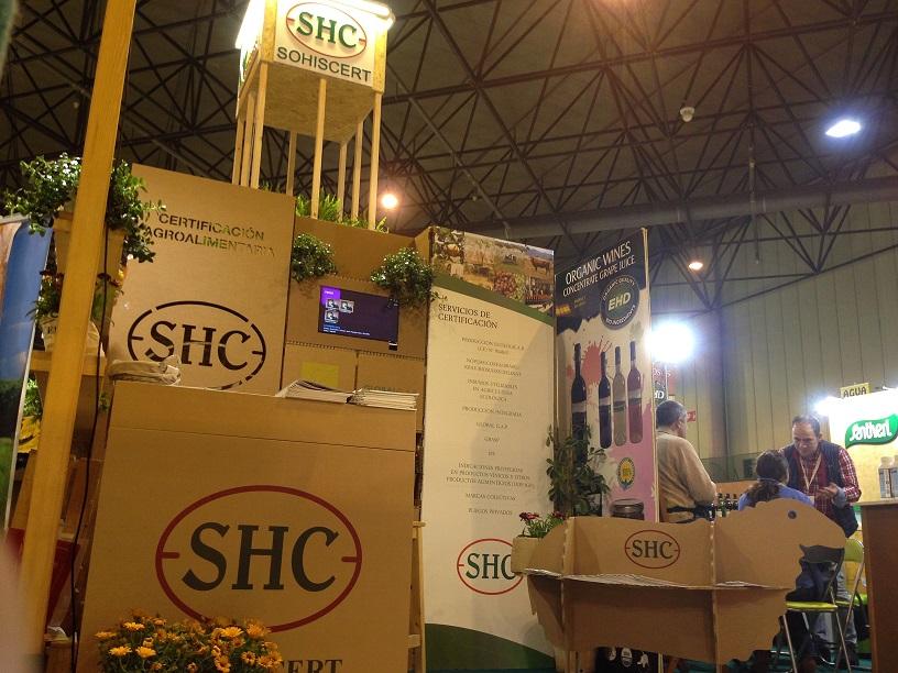Biocultura Sevilla ha superado sus propias expectativas