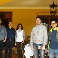 El Proyecto MOVE ON! visita SOHISCERT
