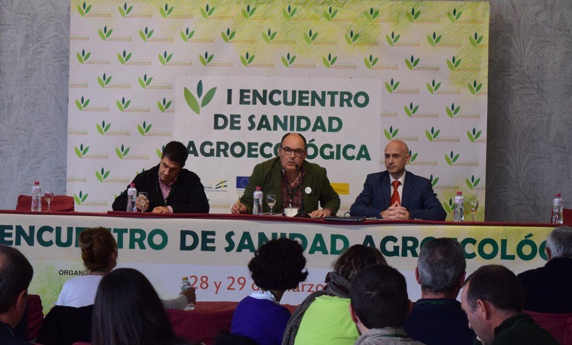 SOHISCERT presente en el I Encuentro de Sanidad Agroecológica