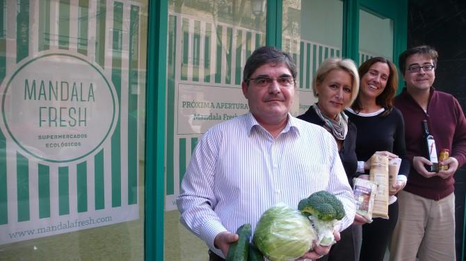 Mandala Fresh, uno de los mayores supermercados ecológicos