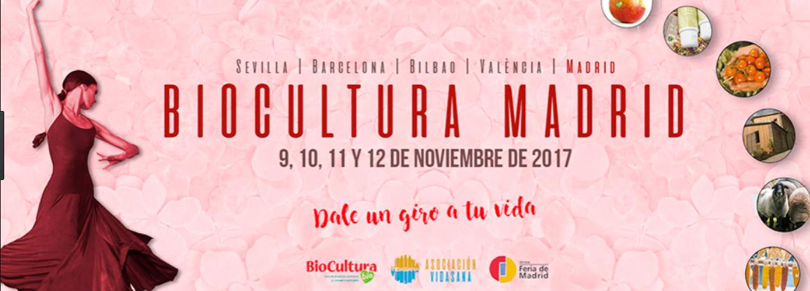 SOHISCERT acudirá una vez más a Biocultura Madrid