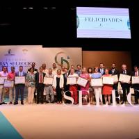 Entrega de los Premios Gran Selección 2018 en Castilla-La Mancha