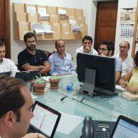 Reunión del Dpto. Técnico y jornada de equipo de SOHISCERT