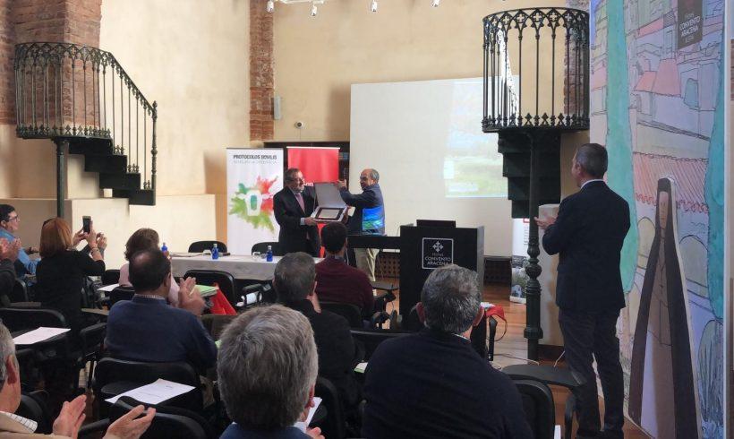 SOHISCERT presente en el 20º Aniversario ADSG Sierra Oriental