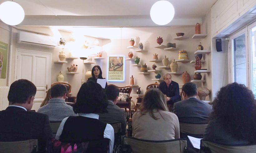 Reunión del Comité Agroalimentario de la Asociación Española para la Calidad