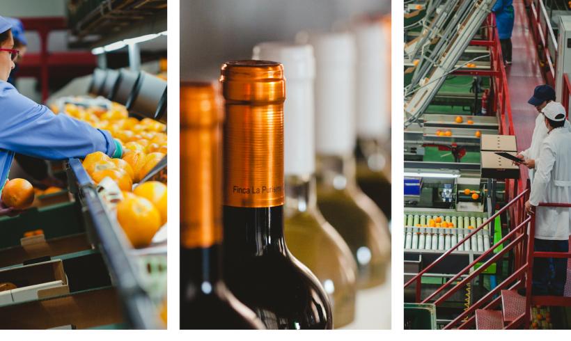 Jornada de Seguridad Alimentaria en la Empresa Agraria – Próximo 24 de abril en Tomelloso