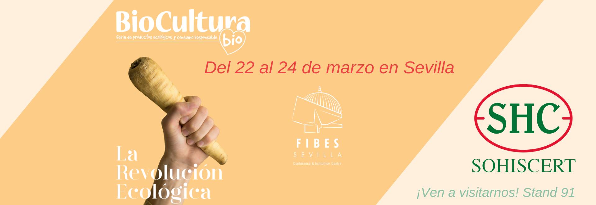 Biocultura Sevilla