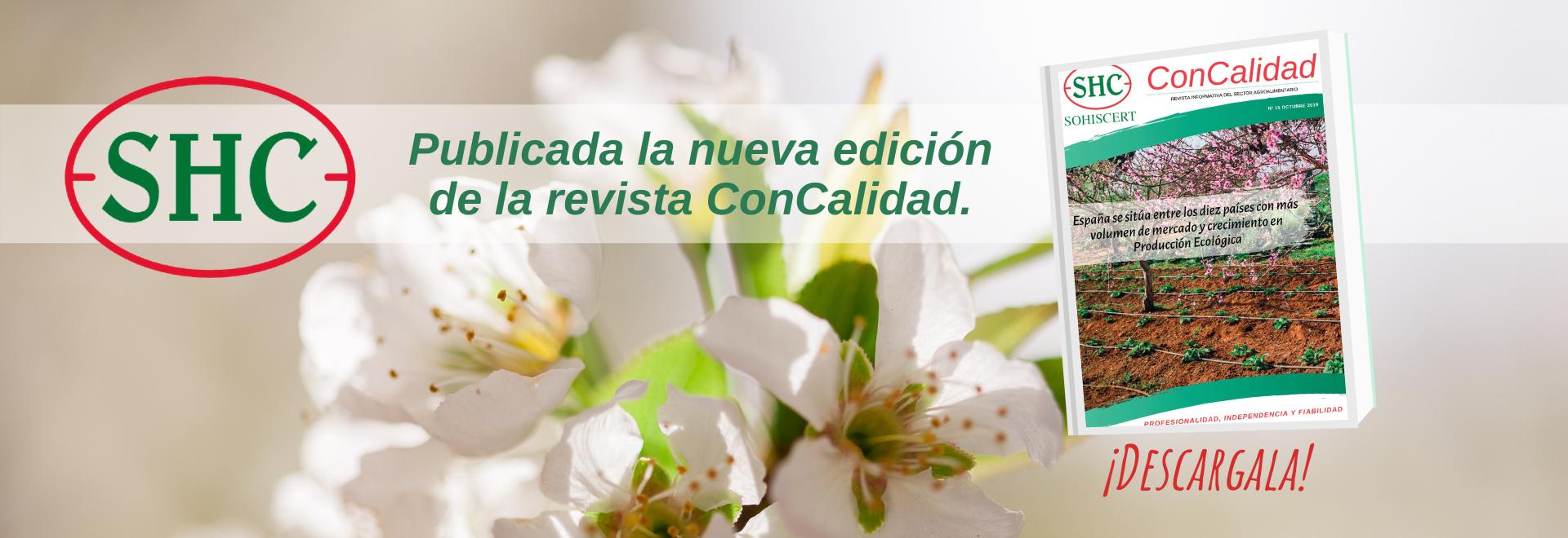 Slider Revista ConCalidad nº 15