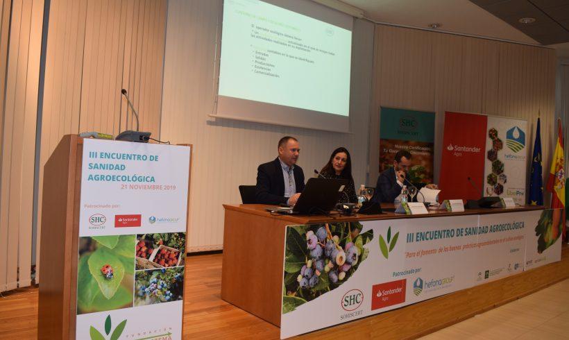 SOHISCERT protagonista del III Encuentro de Sanidad Agroecológica