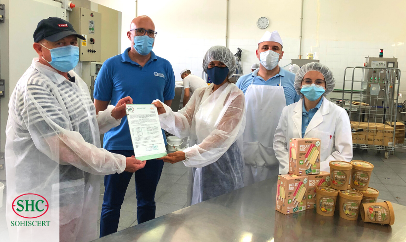 Heladería de Montalbán, primera industria de helados ecológicos de la provincia de Córdoba