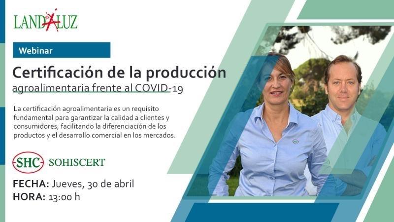 WEBINAR LANDALUZ | Certificación de la producción agroalimentaria