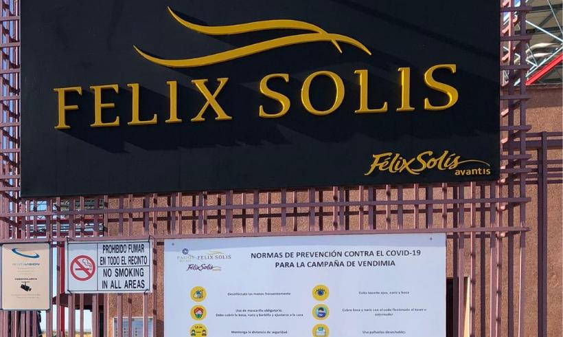 El grupo FÉLIX SOLÍS AVANTIS obtiene la certificación AgroCOVID de SOHISCERT