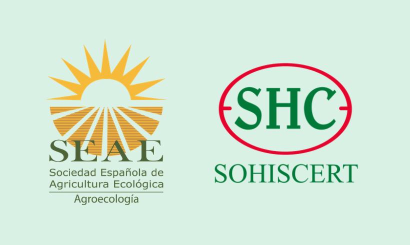 SEAE y SOHISCERT impulsarán conjuntamente el desarrollo profesional en el sector de la producción ecológica