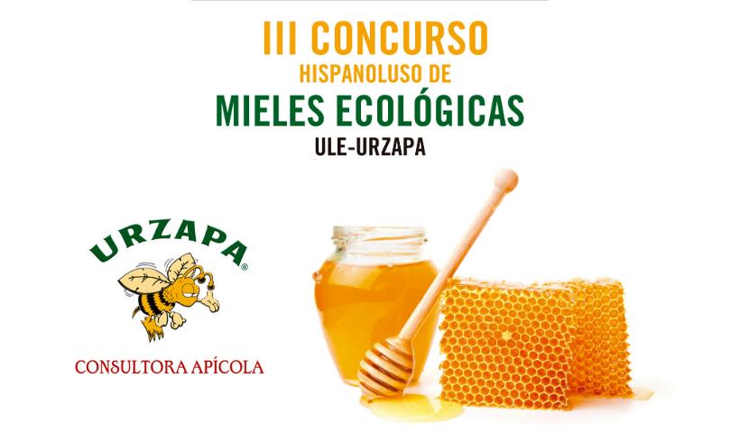 III CONCURSO HISPANOLUSO DE MIELES ECOLÓGICAS ULE-URZAPA