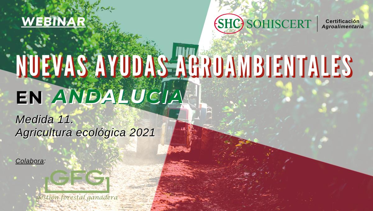 Webinar Nuevas Ayudas Agroambientales en Andalucía