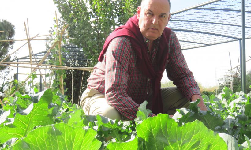 Eduardo Merello, nombrado colegiado del mes por el Consejo General de Colegios Oficiales de Ingenieros Técnicos Agrícolas de España