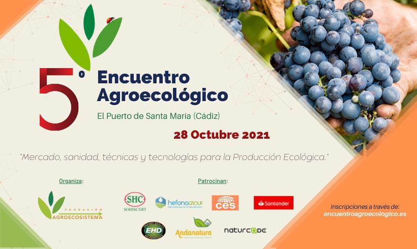 Todo preparado para el V Encuentro Agroecológico